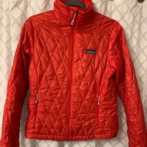 Light red Patagonia jacket